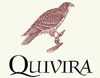 Quivira Vineyards Label Illustrations by Steven Noble