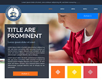 Web style guide for Christian School