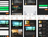 Cinematapp App Design