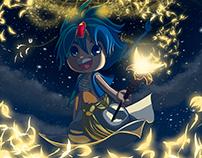 Alladin from Magi the Labyrinth of Magic - fanart
