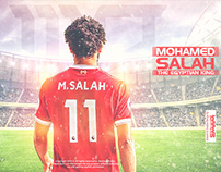 Mohamed Salah| Egyptian football player