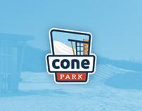 Cone Park Logo & Web Design