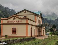 Estación de Albán