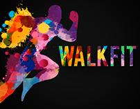 WalkFit- An app for fitness freaks!