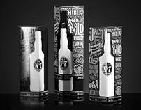 Jack Daniel's – Typographic Gift Pack