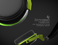 Headphones Redesign
