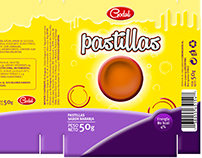 PACKAGING GOLOSINAS