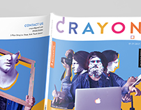[Design] Crayon Magazine