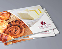 Butter & Dairy Brochure