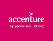 UX & UI Design for Digital Lobby   Accenture