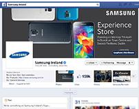 Samsung Ireland - Facebook Cover
