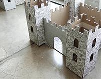 Castelos de Papel Couro