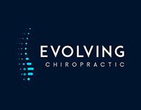 Evolving Chiropractic Logo