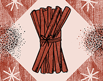 Saturday Kitchen Week 28: Cinnamon