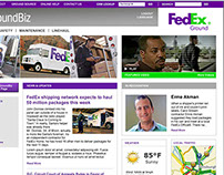 FedEx Ground Intranet