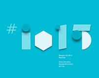 Google I/O 2015 Keynote - Design and Animation