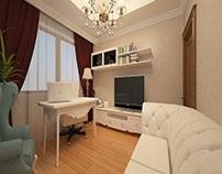 Design interior case clasice - Amenajare vila de lux