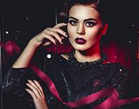 Anna Ricci - Jewelry online store Branding
