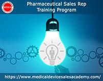 Pharmaceutical Sales Rep Training