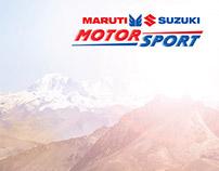 Maruti Suzuki - MOTOR SPORT