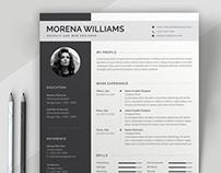 Trending Resume/CV
