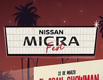 Nissan Micra Fest