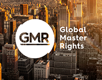 Global Master Rights branding