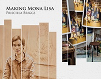 Making Mona Lisa - Dittmar Gallery Fall 2014