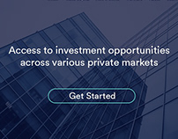 IPartners Webiste & investment Portal