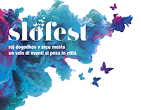 Slofest: a flight of events will pose over the city