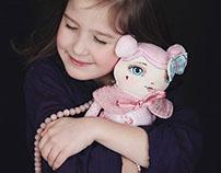 Gush-Gush dolls