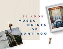 20 anos do Museu Quinta de Santiago