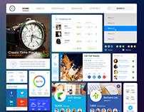 Shopping / Social UI Kit • Download Link