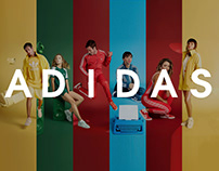 Adidas | Social media | 2019