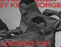 Poster design -DEPAART Berlin Madrid- Deep-house label