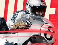 Fast Freddie - 1980 - Daytona USA