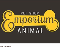 Logo Pet Shop Emporium Animal