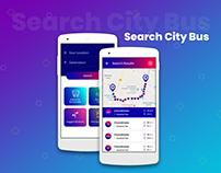 Public Transport (Search City Bus)