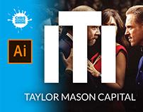 Create the Taylor Mason Capital Logo
