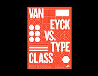 Aldo van Eyck exhibition identity