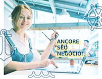 Cais Coworking | Campanha de vendas