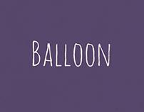 Animation | Balloon