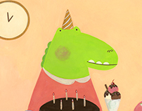 Alligator's Birthday Party