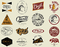 O'Neill T-Shirt Graphics