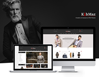 KibMaz | Creative eCommerce PSD Theme