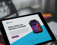 XPhone - Landing Page