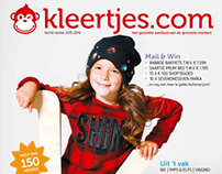 Kleertjes.com ism Total Creation
