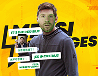 Lay's: Messi Messages