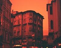 İstanbul Günlüğü - Red Bird 35mm Analogue
