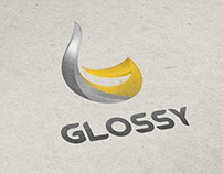 Glossy car cleaning identity